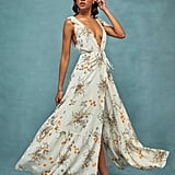 Reformation Chardonnay Dress