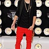 MTV VMAs Justin