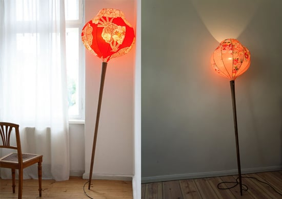 Guess What This Lamp Is Made From?