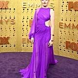 Julia Garner at the 2019 Emmys
