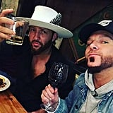Chris Lucas and Preston Brust (LOCASH)