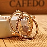 Spinning Time Turner Necklace ($14)