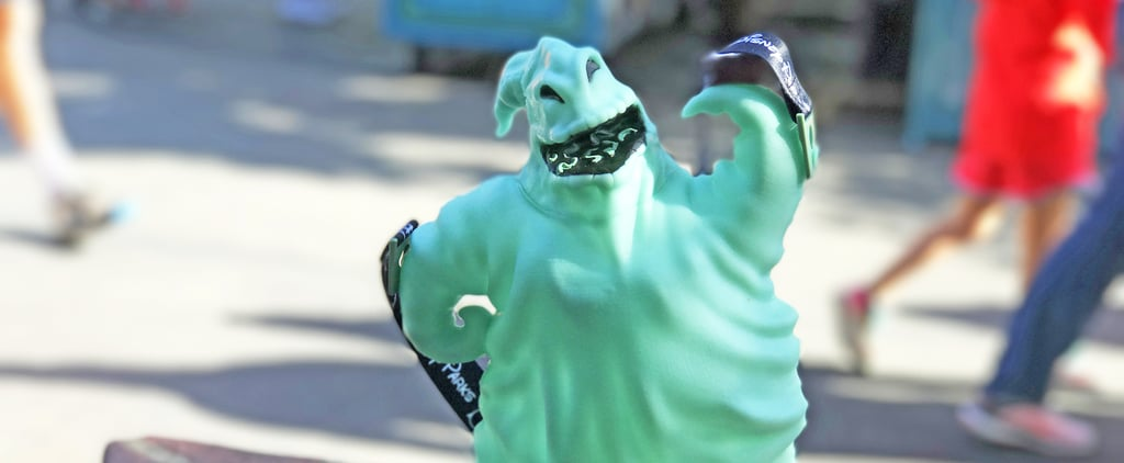 Park-Goers Are Buying Multiple Oogie Boogie Popcorn Buckets at a Time For an Infuriating Reason