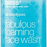 Bliss Travel-Size Fabulous Foaming Face Wash