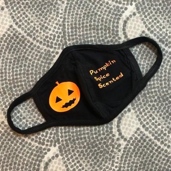 Shop Pumpkin-Spice-Scented Face Masks
