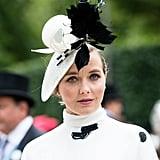 Victoria Pendleton at Royal Ascot