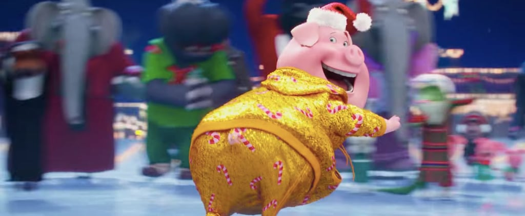 This Holiday-Themed Sing Teaser Is Absolutely Delightful