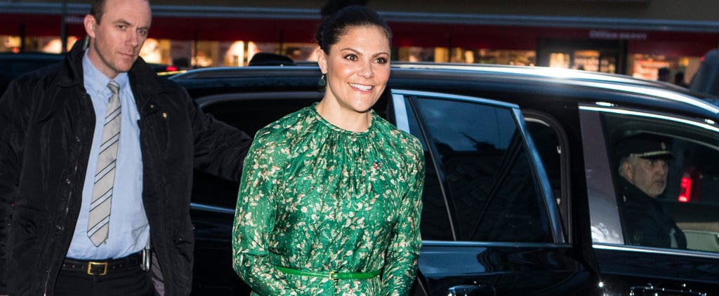 Princess Victoria Got to Shop This H&M Dress Before the Rest of Us, That Lucky Duck