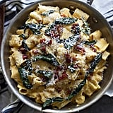 Creamy Butternut Squash Rigatoni With Pancetta and Brown Butter Fried Sage