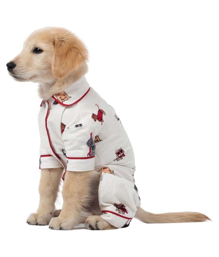 Christmas Pajamas For Dog.Cutest Dog Christmas Pajamas 2018 Popsugar Family