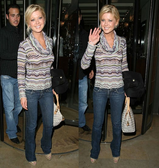 Celebrity Style: Tara Reid