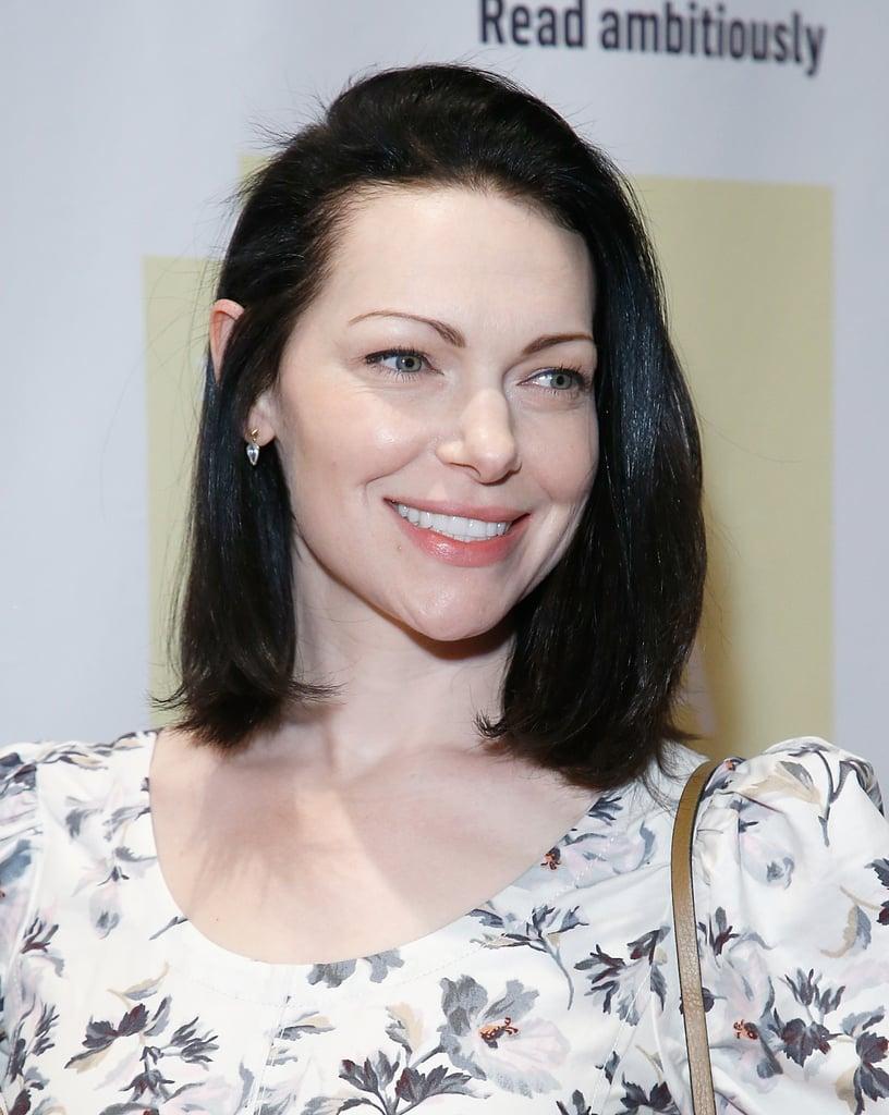Laura Prepon Natural Hair Color