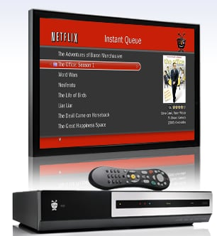 Buy a Tivo Get Six Months Free of Netflix