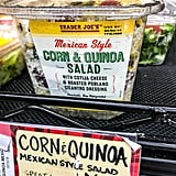 Corn & Quinoa Salad ($5)