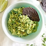 Grilled Pineapple and Coconut Guacamole