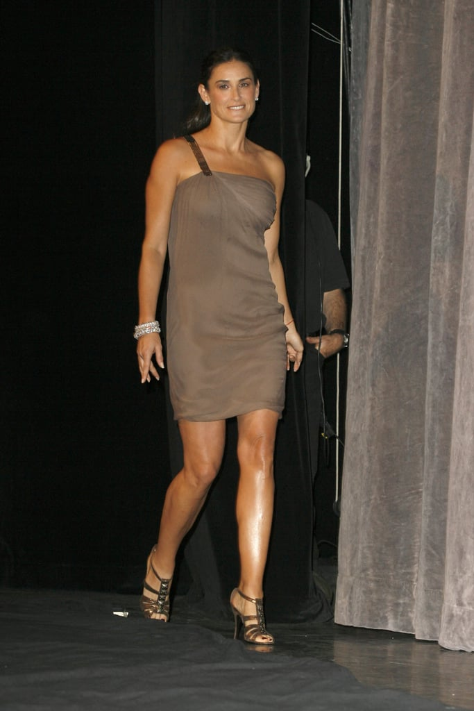 A Hot, Nearly Nude Mini In 2006  Demi Moore Style Profile  Popsugar Fashion Photo 26-6386