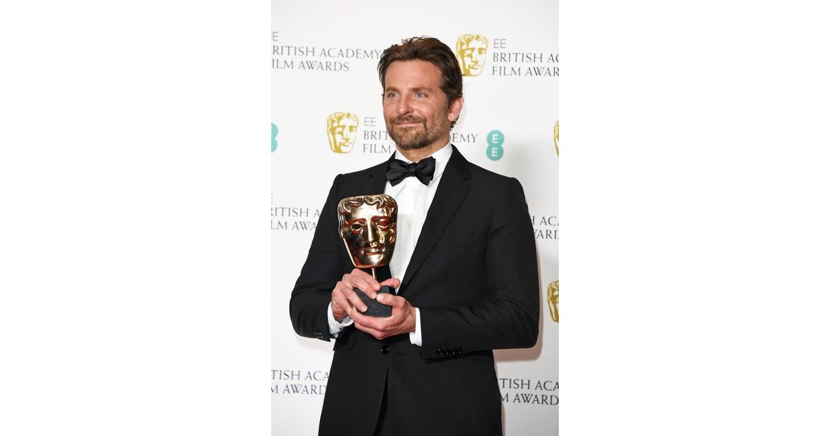 Bradley Cooper At The BAFTA Awards 2019