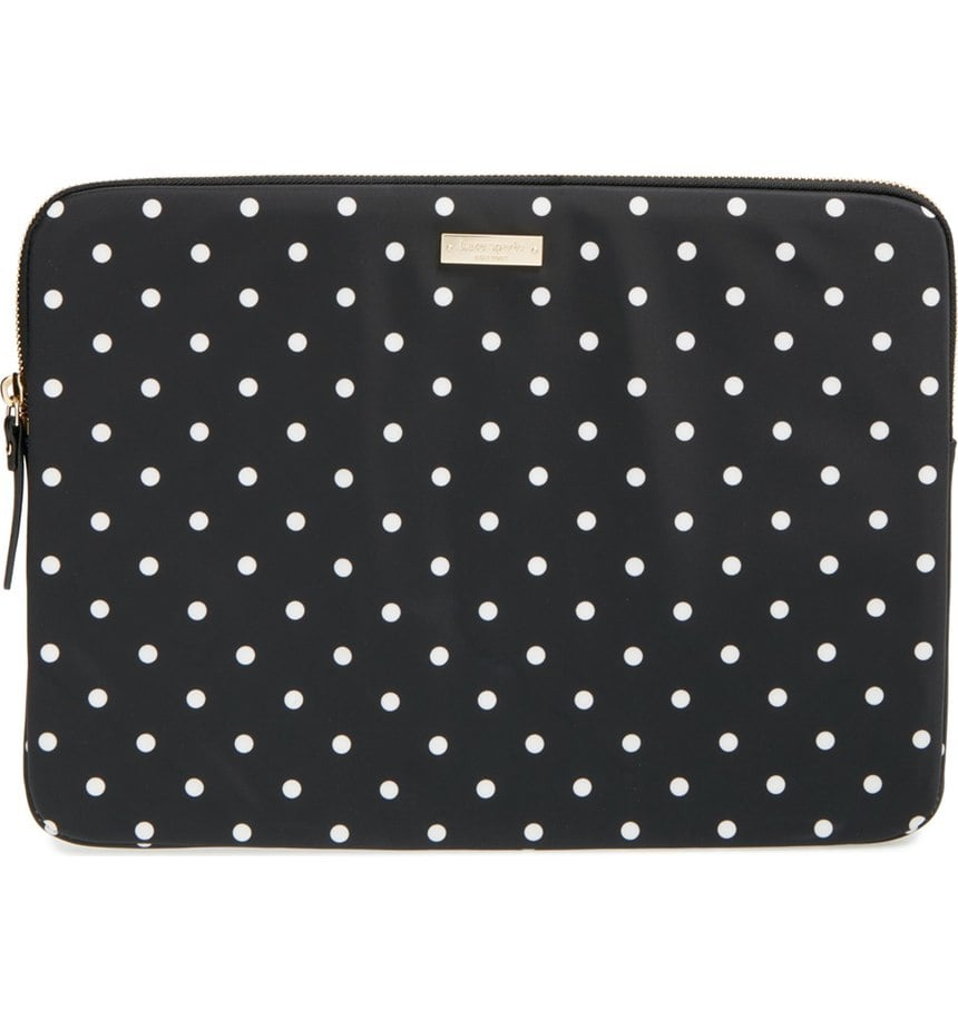 Kate Spade Mini Pavilion Laptop Sleeve ($75)