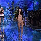 Pictured: Adriana Lima and Ellie Goulding
