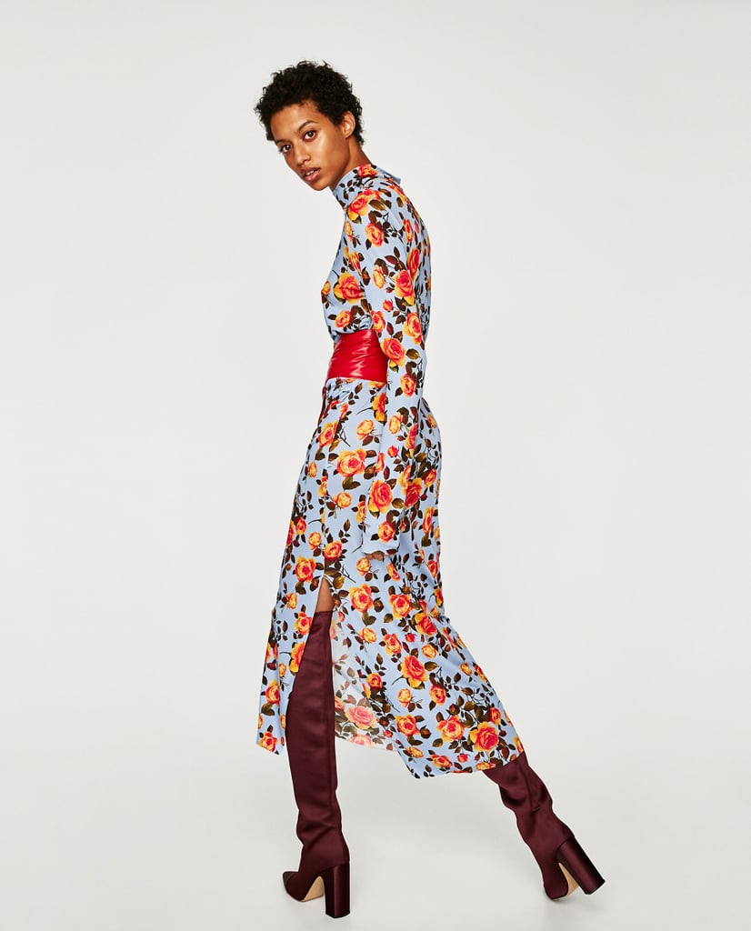 The Florals-in-the-Fall Dress
