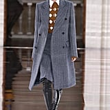 Victoria Beckham Fall/Winter 2020: Structured Suiting