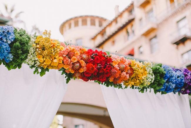 Rich Floral Touches