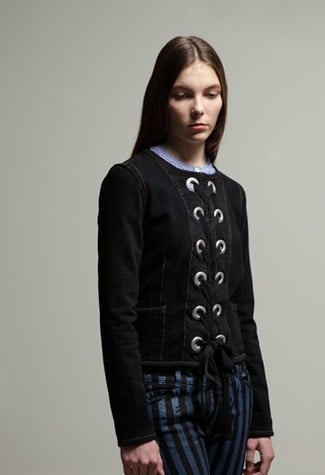 A First Look at the Revamped, Less Expensive McQ Line — Photos of the Pre-Fall 2011 McQ Collection