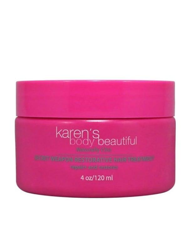 Karen's Body Beautiful Secret Weapon Restorative Hair Treatment