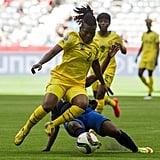 Christine Manie (Cameroon)