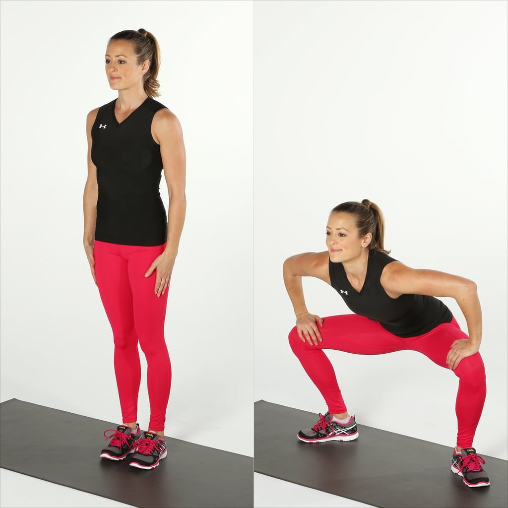 The best leg exercises for fast results popsugar fitness