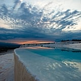 Pamukkale Hot Springs in Iceland
