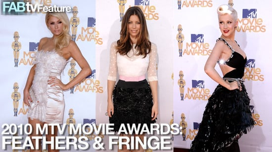 Fashion Trends at 2010 MTV Movie Awards