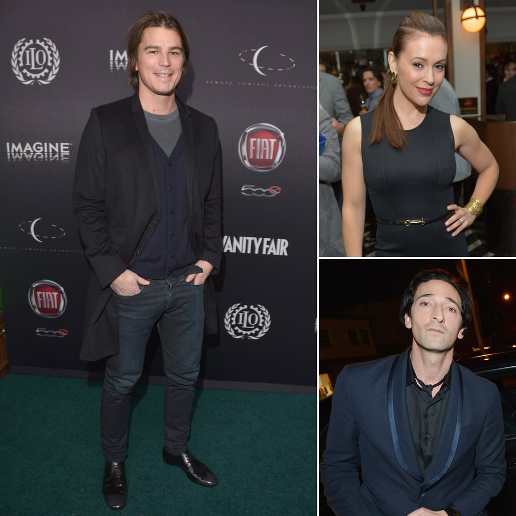 Vanity Fair and Fiat Pre-Oscars Party | Pictures
