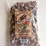 Cinnamon Roasted Almonds ($7)