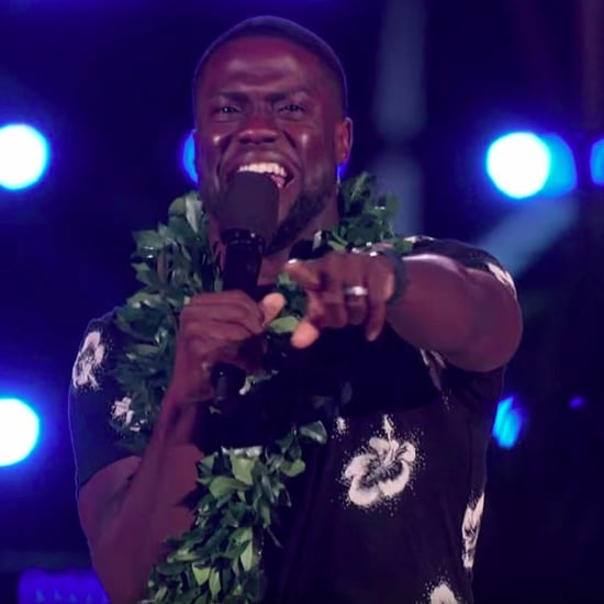 Kevin Hart Officiating Wedding Ceremony at Rock the Troops