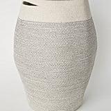 H&M Jute Laundry Basket