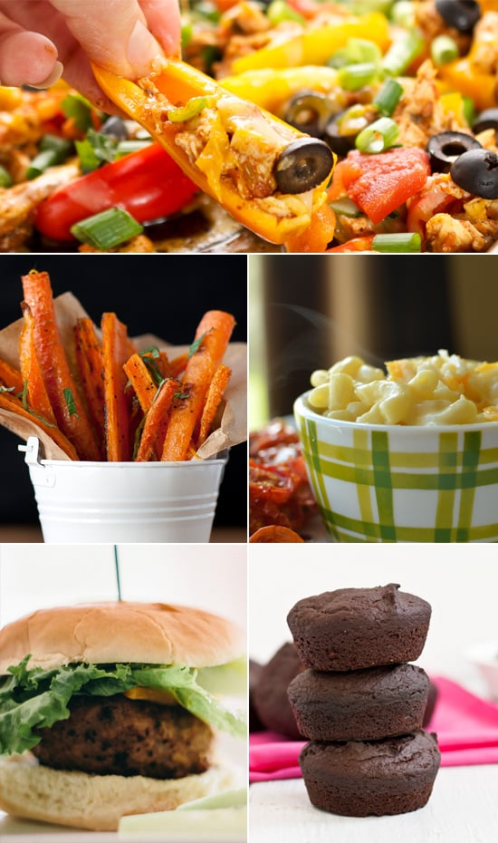 Clean Up Your Kids' Eating Habits With 14 Healthy Alternatives