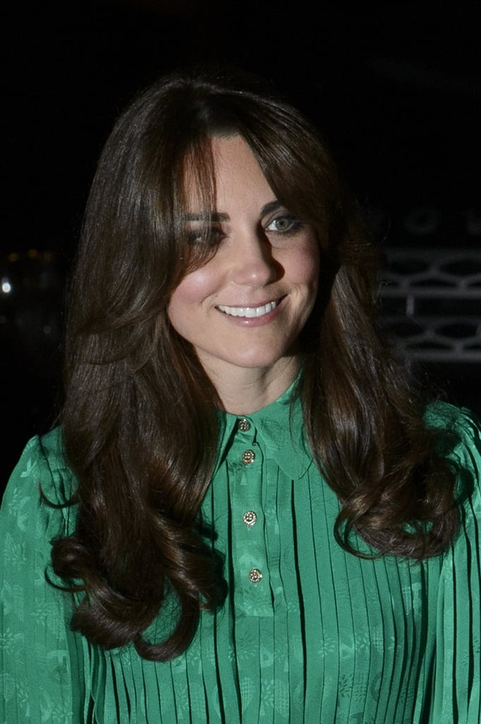 Kate Middleton stepped out in London.