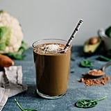 Mostly Veggie Chocolate Smoothie