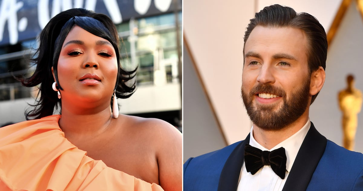If Anyone Could Rescue the Bodyguard Remake For Us, It Would Be Lizzo and Chris Evans.jpg