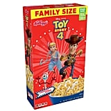 Pick up your very own box of Kellogg's Toy Story 4 Cereal ($4) once it's back in stock!