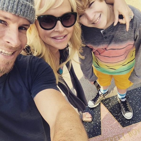 Brian Littrell's Family Pictures on Instagram | POPSUGAR ...