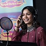 Disney Junior's Mira, Royal Detective | Freida Pinto as Queen Shanti