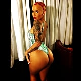Amber Rose's 23 Sexiest Social Media Snaps