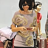 Pictures of Katy Perry in Tokyo