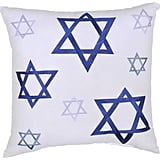 Outdoor Hanukkah Pillow ($20)