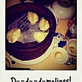 Tracking down the best dumplings in town is a family trait.