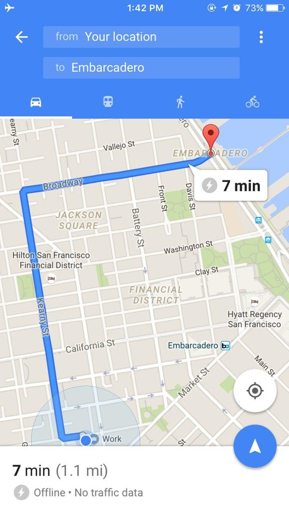 Google Map Of Australia.Store Offline Maps Of Cities Google Maps Tips Popsugar