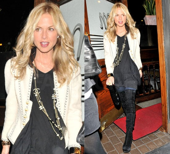 Photos Of Rachel Zoe At Madeo In La Popsugar Fashion