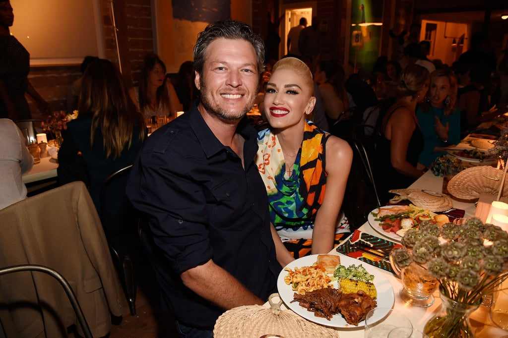 Gwen Stefani and Blake Shelton's Chemistry Is on Fire in the Hamptons